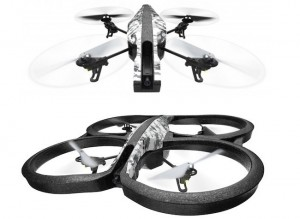 Parrot AR.Drone 2.0 indoor en outdoor hull