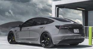 Tesla Model 3 Performance Nardo Grey