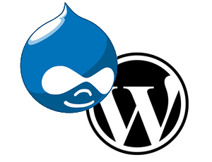 Drupal of WordPress